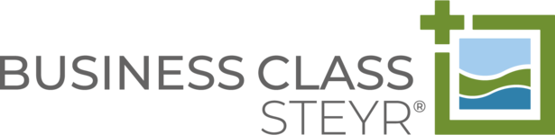 Logo Business Class Steyr and the nationalpark region